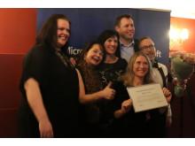 Microsoft Norge Partnerpriser 2018, Sopra Steria