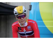 Søren Wærenskjold under sykkel-VM