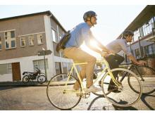 OKQ8:s drivmedelsfria station har cykelstopp