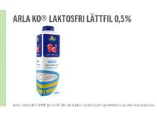 Arla Ko ® laktosfri lättfil 0,5%