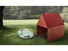 Tomas Sandells arkitektritade Automower House på auktion hos Lauritz.com