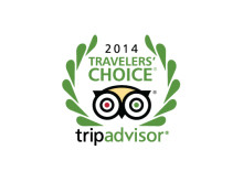 TripAdvisor Travelers' Choice 2014