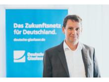 Dr. Stephan Zimmermann, Geschäftsführer Deutsche Glasfaser