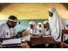 Screening in Zanzibar