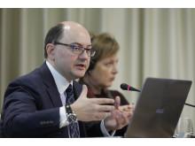 Cătălin Crețu, Director regional pentru România, Croația, Malta și Slovenia al Visa Europe