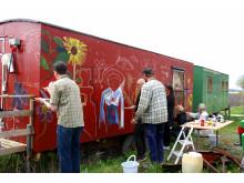 Konst Utan Ramar - workshop