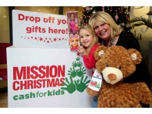 Stena Line pledge support for local gift appeal