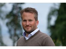 Anders Rørvik Ellingbø, branningeniør og leder for skadeforebyggende avdeling i If