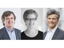 Nye styremedlemmer i NGBC 2016