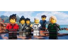 LEGO Ninjago Filmen. Endnu et fantastisk LEGO eventyr for børn og barnlige sjæle.