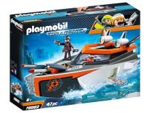 70002 Spy Team Turboship von PLAYMOBIL