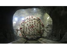 Tunnelboremaskin
