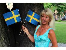 Medborgarskapsceremonins projektledare Camilla Carlefall