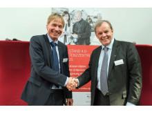 Mittelstand-4.0-Kompetenzzentrum in Cottbus eröffnet
