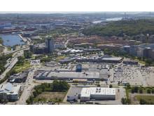 Helhetsvy, Backaplan, Göteborg