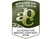ABC Award - Brand of the Year 2018
