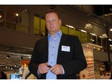 Roger Kvist, Sverigechef på Eaton under Elfack 2013