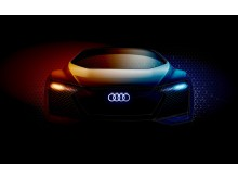 Audi at the IAA 2017 - Design Sketch