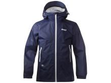 Tinn Youth Jacket - Navy/Aluminium