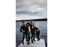 The Baboon show spelar 7 september på Lilla Scenen