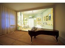 """Mendelssohn-Haus: Ausstellung """"Und wo ist Fanny?"""" - Raum """"Winter"""""""
