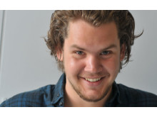 Jens Persson, baryton, spelar Besso i Cavallis Jason & Medea