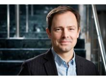 Jean-Luc af Geijerstam, tf. chef för Avdelningen för samordning