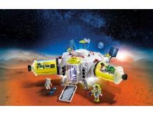 Basis für die Forscher: Die große Mars-Station (9487) von PLAYMOBIL