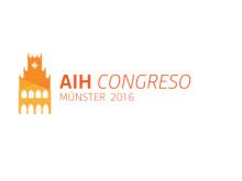 Logo des AIH Congreso 2016 in Münster