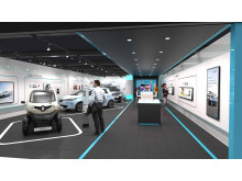 Renault Z.E. - Electrical Vehicle Experience Center