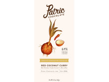 Patric Chocolate Red Coconut Curry