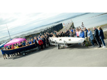 WCRC with their new boats