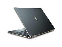 HP Spectre x360 13_PoseidonBlue_RearLeft