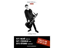 Jakob Hellman turné