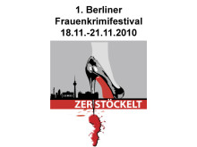 Logo Frauenkrimifestival Zerstöckelt