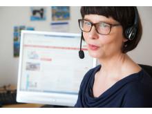 Beraterin am Alzheimer-Telefon der Deutschen Alzheimer Gesellschaft