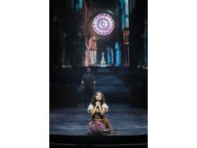 Marsha Songcome i Disneys musikal Ringaren i Notre Dame