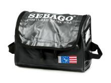 Sebago Wash Bag Black