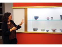 Silvia Gaetti, Kuratorin Asiatische Sammlungen