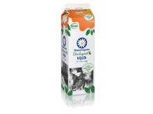 Mjölk från klimatcertifierad gård