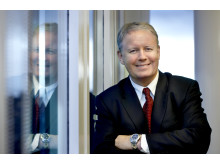 Administrerende direktør Per Otto Dyb i Siemens AS