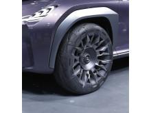 Goodyear Urban Crossover-konceptdäck