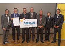 Bürgerenergiepreis Oberpfalz 2014 - 3. Preisträger – Energieverein Čerchov e.V.