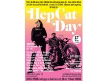 HepCat Day 2017  affisch