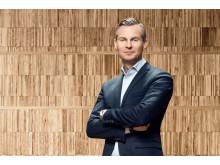 Samuel Skott, VD för Tele2 Sverige