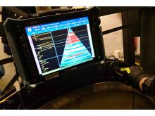 Ultraljudsprovning med Phased Array