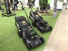 Batteridriven gräsklippare, Flex Scandinavia AB