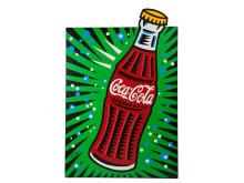 Burton Morrisin Coca-Cola taideteos