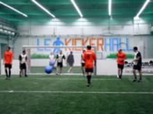 Die neue LE Kickerhall