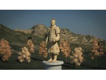 Kinas første kejser - Gravkammerets hemmeligheder